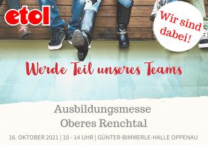 Ausbildungsmesse Oberes Renchtal - 16.10.2021