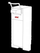 Hand dispenser (500 ml container)
