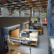 Polyurethanverarbeitung, technische Formteile - neue Produktionshalle - etol Eberhard Tripp GmbH