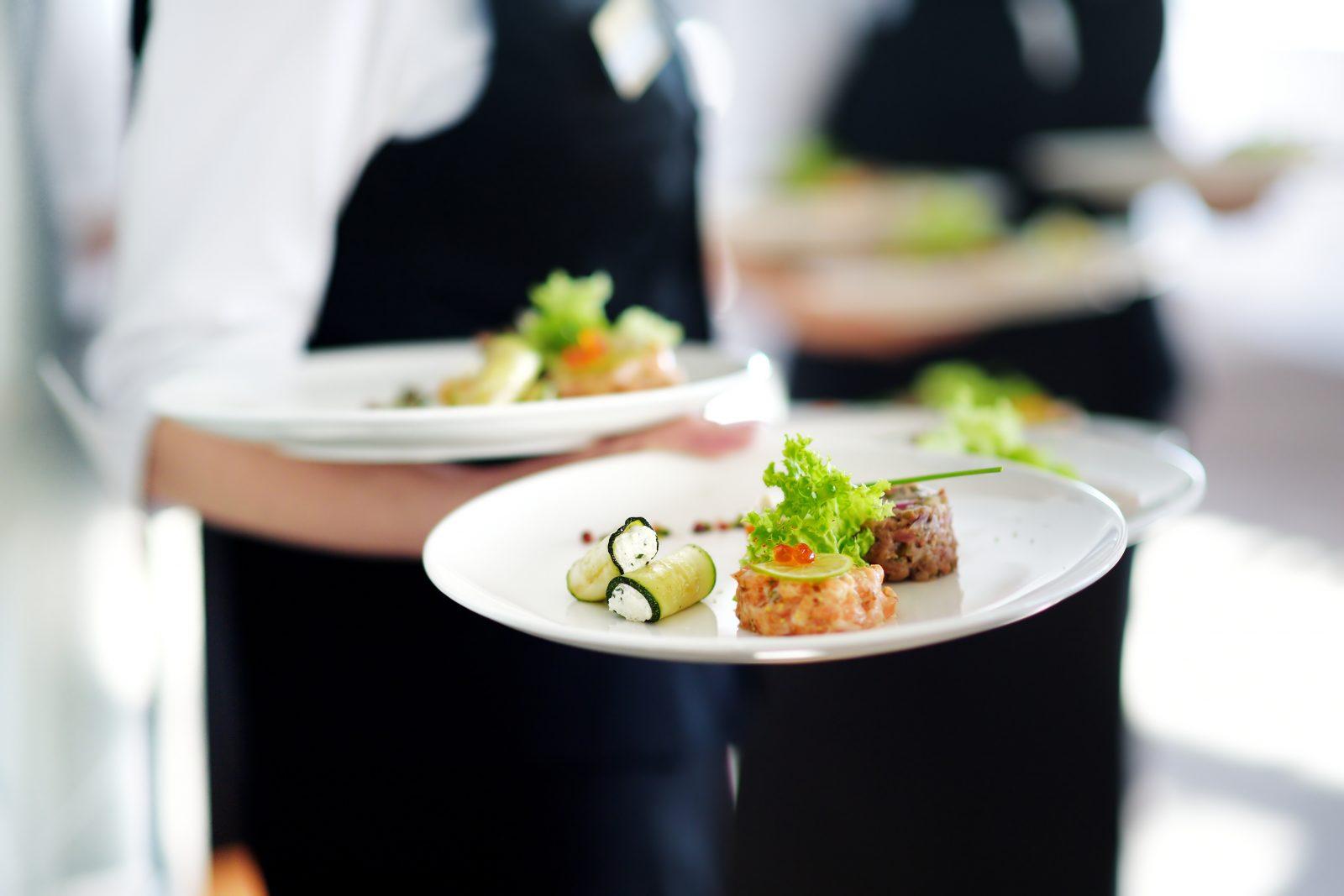 Gastronomie und Hotellerie - Verhalten während der Pandemie