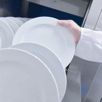 Reinigungsmittel für Großküchen