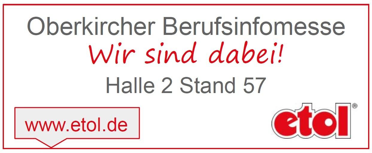 Berufsinfomesse Oberkirch 2019