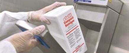 Gewerbliches Reinigungsmittel etolit Spülmaschine Compactreiniger Dosieranlagen