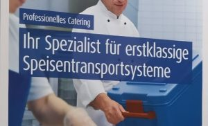 blu'line Speisentransportsysteme professionelles Catering thermoboxen