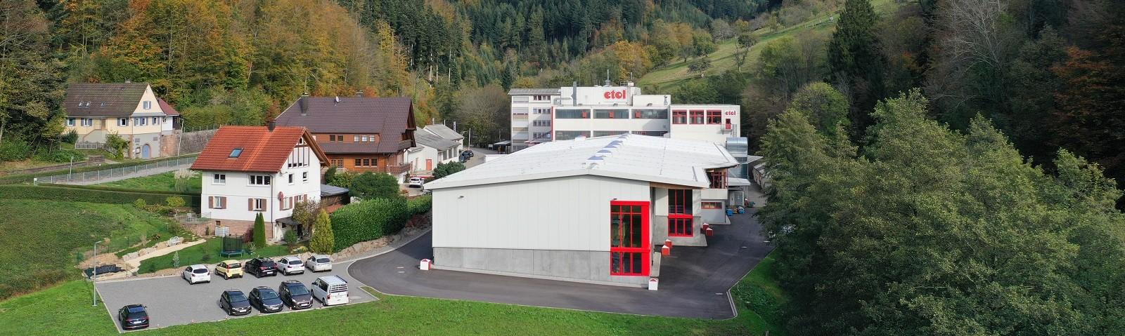 etol Werk Oppenau Schwarzwald - Lohnhersteller, Kunststoffverarbeitung, Formenbau