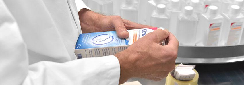 etol Pharma, Lohnhersteller, Full-Service, Oral-Care-Produkte, Zahncreme, Spezialist, Verpackung